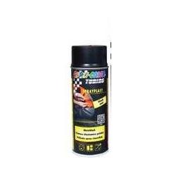 Sprayplast Μαύρο ματ σπρέι 400ml