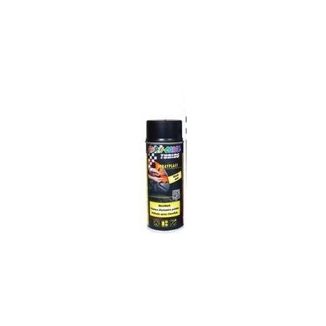 Sprayplast Μαύρο γυαλιστερό σπρέι 400ml