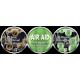 Sonax Καθαριστικό Αποσμητικό Σπρέι Κλιματισμού AirAid  Fresh