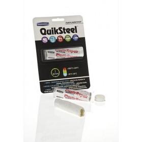 QuikSteel Εποξειδικός στόκος επισκευής Πλαστικού 56.8gr