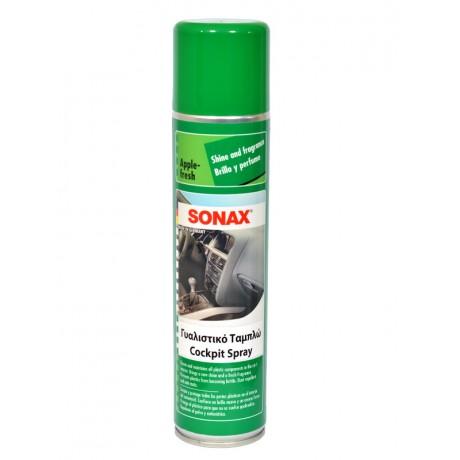 Sonax Γυαλιστικό ταμπλό άρωμα πράσινο μήλο 400ml